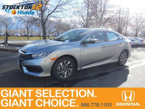 2017 Honda Civic for sale in Sandy, UT