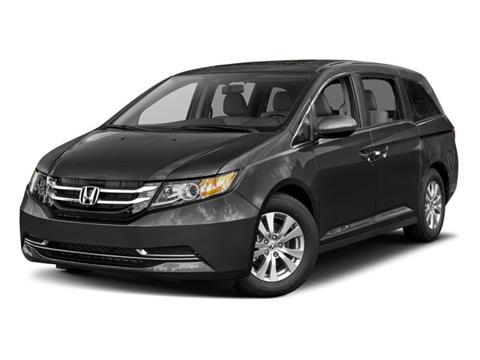 2017 Honda Odyssey for sale in Sandy, UT