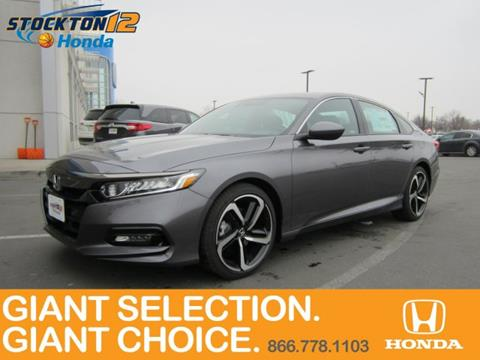 2019 Honda Accord for sale in Sandy, UT