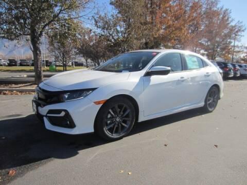 2020 Honda Civic EX for sale at Stockton 12 Honda in Sandy UT