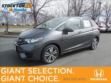 2017 Honda Fit for sale in Sandy, UT