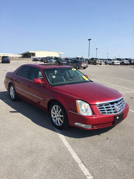 2006 Cadillac Dts Performance 4dr Sedan In Forest Lake Mn Beltline