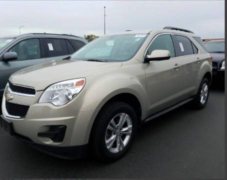 2010 Chevrolet Equinox for sale in Forest Lake, MN