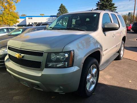 2007 Chevrolet Tahoe for sale in Forest Lake, MN