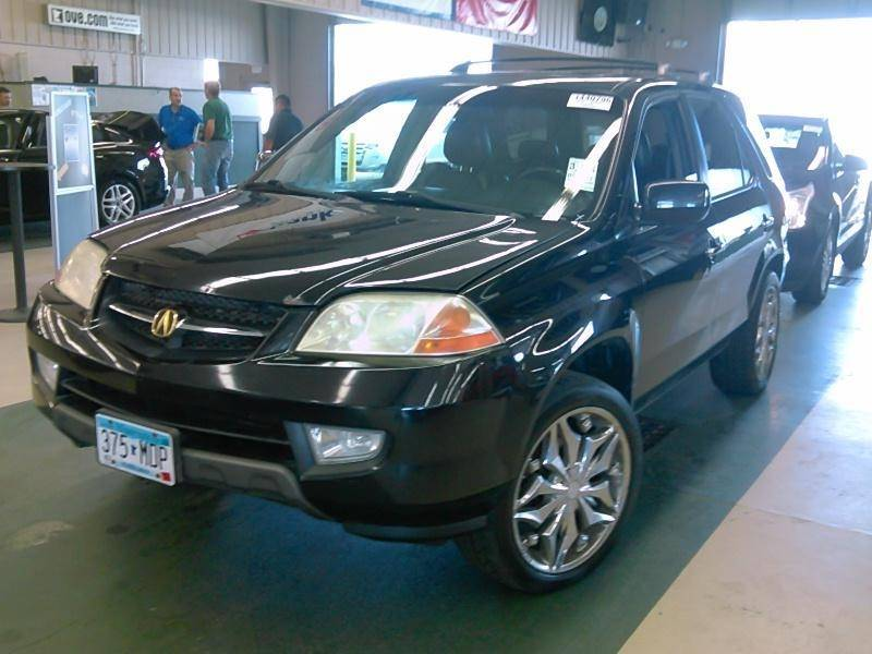 Acura MDX Touring WNavi In Forest Lake MN Beltline Remarketing - Acura mdx 2003 for sale