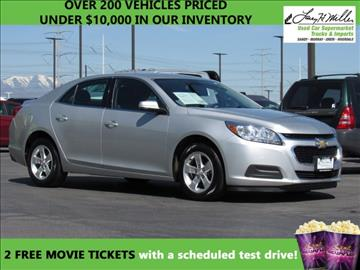 2016 Chevrolet Malibu Limited for sale in Murray, UT