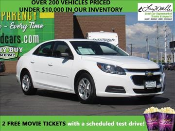 2015 Chevrolet Malibu for sale in Murray, UT