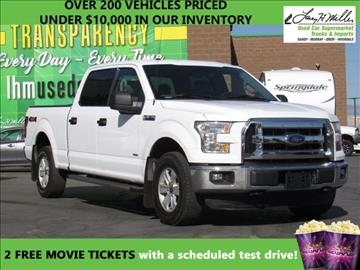 2015 Ford F-150 for sale in Murray, UT