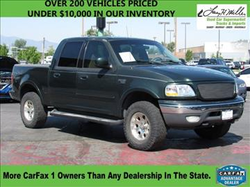 2001 Ford F-150 for sale in Murray, UT
