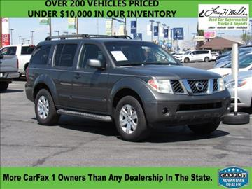 2006 Nissan Pathfinder for sale in Murray, UT