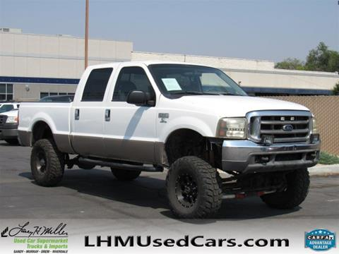 1999 Ford F-250 Super Duty for sale in Murray UT