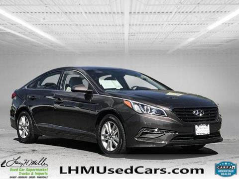 2015 Hyundai Sonata for sale in Murray, UT