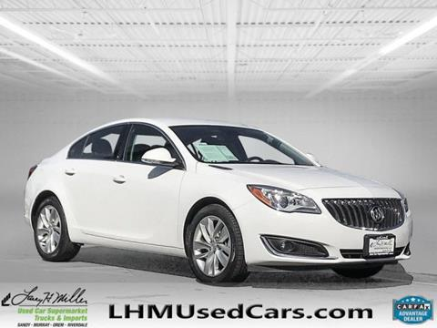 2016 Buick Regal for sale in Murray UT