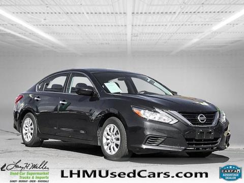 2016 Nissan Altima for sale in Murray UT