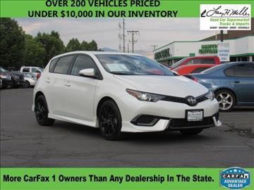 2016 Scion iM for sale in Riverdale, UT