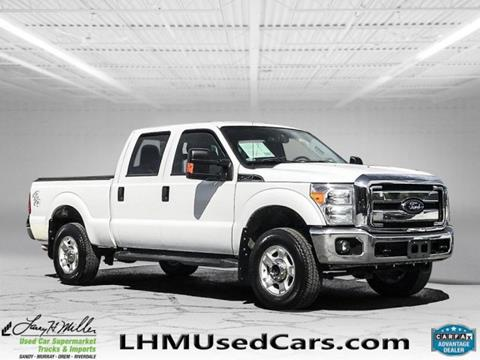 2015 Ford F-250 Super Duty for sale in Riverdale, UT