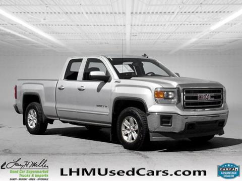 2015 GMC Sierra 1500 for sale in Riverdale, UT