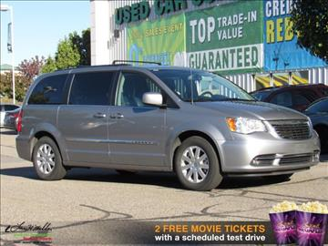 2016 Chrysler Town and Country for sale in Riverdale, UT