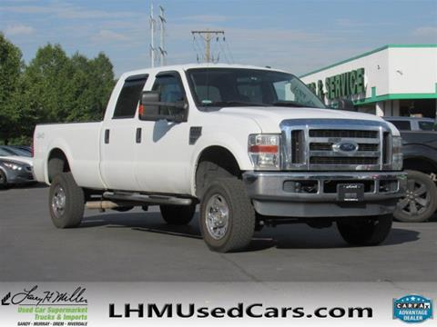 2009 Ford F-250 Super Duty for sale in Sandy, UT