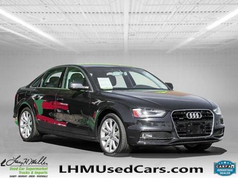 2014 Audi A4 for sale in Sandy, UT