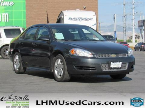 2016 Chevrolet Impala Limited for sale in Sandy, UT