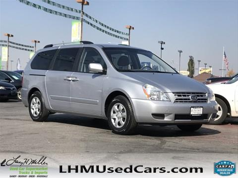 2009 Kia Sedona for sale in Sandy UT