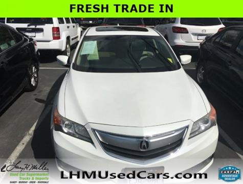 2013 Acura ILX for sale in Sandy, UT