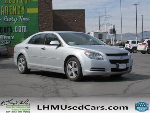 2012 Chevrolet Malibu for sale in Sandy, UT