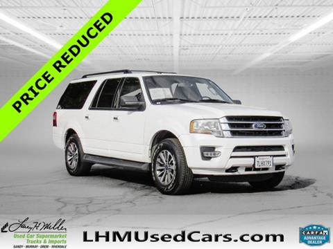 2016 Ford Expedition EL for sale in Sandy, UT
