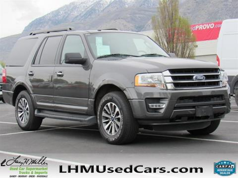 2016 Ford Expedition for sale in Sandy UT