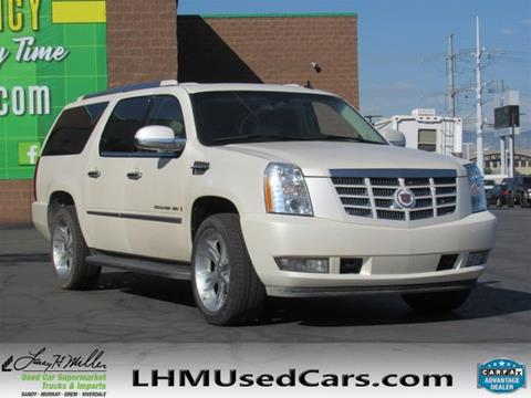 2007 Cadillac Escalade ESV for sale in Sandy, UT
