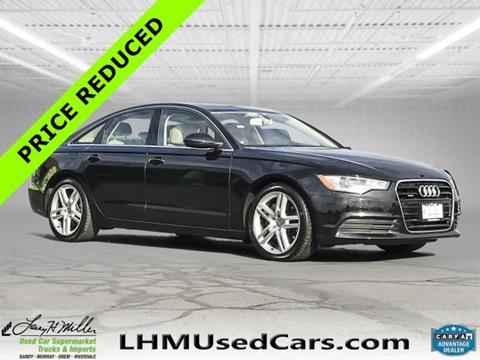 2014 Audi A6 for sale in Sandy UT