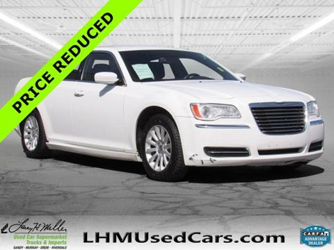 2011 Chrysler 300 for sale in Sandy, UT