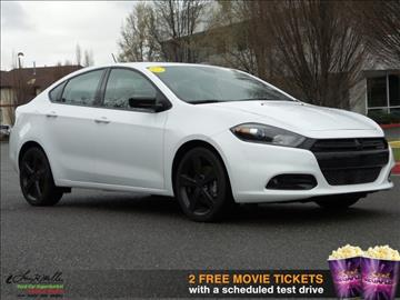 2015 Dodge Dart for sale in Sandy, UT