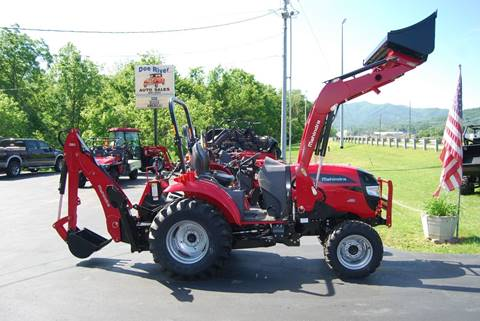 2017 MAHINDRA 1533 for sale in Elizabethton, TN