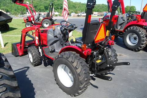 2017 MAHINDRA MAX 26XL 4X4 for sale in Elizabethton TN