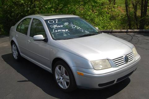 2001 Volkswagen Jetta for sale in Elizabethton TN