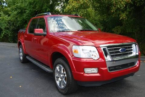 2010 Ford Explorer Sport Trac for sale in Elizabethton, TN