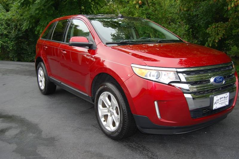 2013 Ford Edge for sale at DOE RIVER AUTO SALES in Elizabethton TN