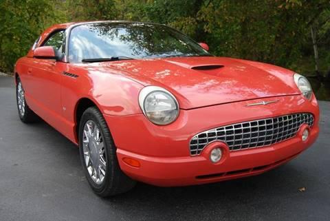 2003 Ford Thunderbird for sale in Elizabethton TN