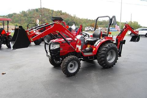 2017 MAHINDRA 1526 HST for sale in Elizabethton, TN