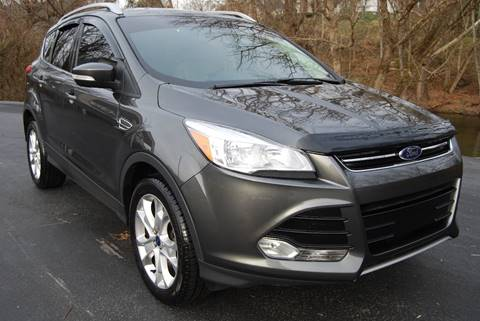 2016 Ford Escape for sale in Elizabethton, TN