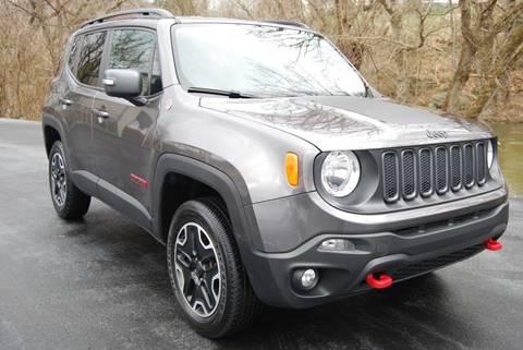 2016 Jeep Renegade for sale in Elizabethton, TN