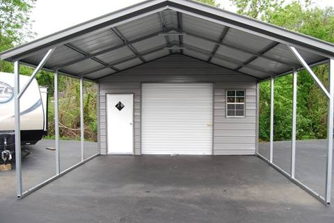 2020 CARPORTS CAMPER/BOAT/ EQUIPMENT COVERS for sale at DOE RIVER AUTO SALES - Carports in Elizabethton TN