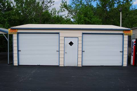 2021 COMMERCIAL CARPORTS GARAGES for sale at DOE RIVER AUTO SALES - Carports in Elizabethton TN