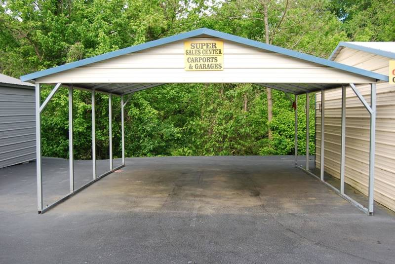 2021 COMMERCIAL COVERS CARPORTS for sale at DOE RIVER AUTO SALES - Carports in Elizabethton TN