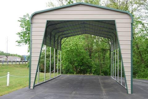 2016 A+ CARPORTS CAMPER/BOAT COVERS for sale in Elizabethton TN