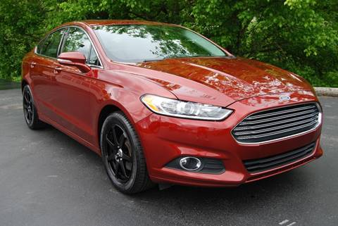 2014 Ford Fusion for sale in Elizabethton TN