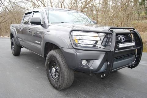 2012 Toyota Tacoma for sale in Elizabethton, TN