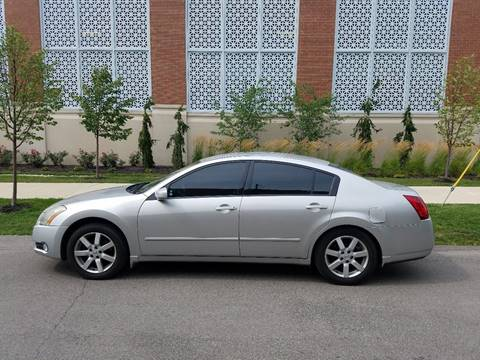2005 Nissan Maxima for sale in Carmel IN